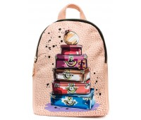 Рюкзак Cappuccino Toys COOL Fashion для девочек пудровый