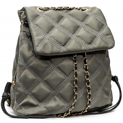 Рюкзак сумка Valensiy Steg-Gr-02 женский серый