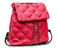 Рюкзак сумка Valensiy Steg-R-03 женский красный