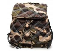 Рюкзак сумка Valensiy Steg-Mil-05 женский милитари