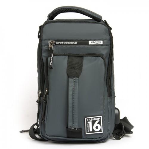 Рюкзак SKYBOW 10681-16 мужской серый