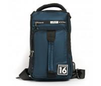 Рюкзак SKYBOW 10681-16 мужской синий