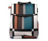 Рюкзак  ALEX RAI 06-1 8504-8P женский многоцветный