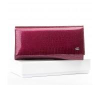 Кошелек SERGIO TORRETTI W1-V женский кожаный фиолетовый