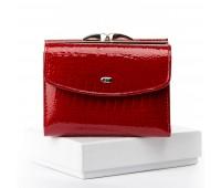 Кошелек SERGIO TORRETTI WS-11 женский кожаный красный