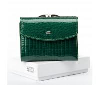 Кошелек SERGIO TORRETTI WS-11 женский кожаный зеленый
