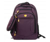 Рюкзак Power In Eavas 5143 мужской универсальный фиолетовый