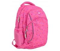 Рюкзак Yes T-45 Cake 556703 школьный розовый