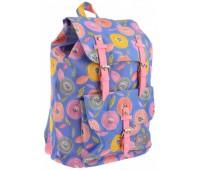 Рюкзак Yes Daisy 557291 молодежный разноцветный