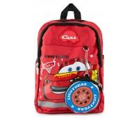 Рюкзак Aimina Cars Тачки Молния Маквин 5208  дошкольный с кошельком красный