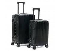 Комплект чемоданов PODIUM 2/1 ABS-пластик 06 черный