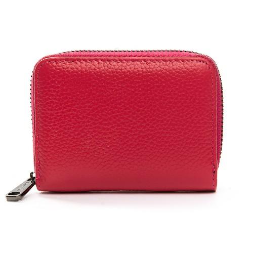 Кошелек Baigou F3984-6 женский кожаный красный