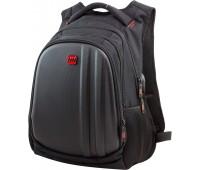 Рюкзак Winner Stile 410 подростковый черный с красным
