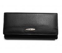 Кошелек Tailian MNB8016-3Н09 женский кожаный черный