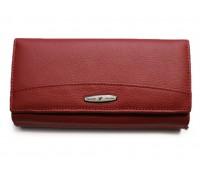 Кошелек Tailian MNB809-3Н09 женский кожаный красный