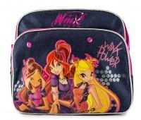 Рюкзак-трансформер школьный Yaygan Winx с объемным изображением для девочек