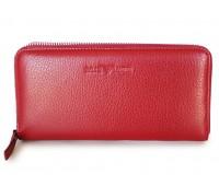 Кошелек Balisa DR-MNB833-46 женский кожаный красный