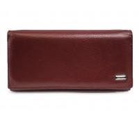 Кошелек Balisa MNB100-1013 женский кожаный бордовый