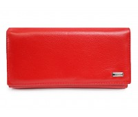 Кошелек Balisa MNB100-1013 женский кожаный красный
