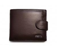 Кошелек Balisa MNB005-66 мужской кожаный коричневый
