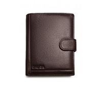 Кошелек Balisa MNB007-74А мужской кожаный коричневый