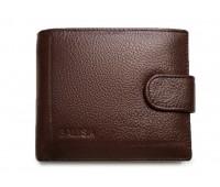 Кошелек Balisa MNB005-74 мужской кожаный коричневый
