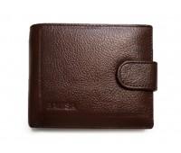 Кошелек Balisa MNB004-74 мужской кожаный коричневый