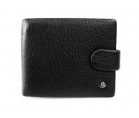 Кошелек Balisa MNB003-81 мужской кожаный черный