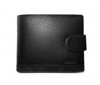 Кошелек Balisa MNB004-83 мужской кожаный черный