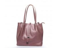 Сумка ALEX RAI 08-1 317-64 женская кожаная розовый
