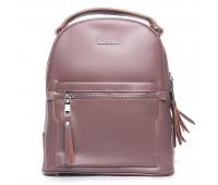 Рюкзак ALEX RAI 08-2 8695-2 женский кожаный фиолетовый