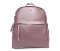 Рюкзак  ALEX RAI 08-2 8694-2 женский кожаный фиолетовый