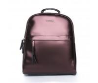 Рюкзак  ALEX RAI 08-2 8694-2 женский кожаный коричневый