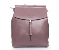 Рюкзак  ALEX RAI 08-2 3206 женский кожаный розовый