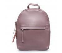 Рюкзак  ALEX RAI 08-2 337 женский кожаный фиолетовый