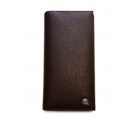 Кошелек  Verity MNB16-HS04 мужской кожаный коричневый