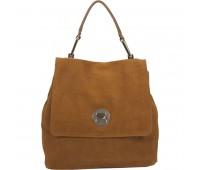 Рюкзак женский Fantasy Accessories FA-D2743 коричневая