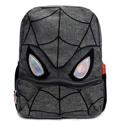Рюкзак детский дошкольный  Aimina Человек Паук Spiderman 607 серый