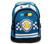 Рюкзак детский дошкольный Aimina Тачки Cars 5216 голубой