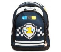 Рюкзак детский дошкольный Aimina Тачки Cars 5216 синий