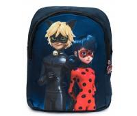 Рюкзак детский дошкольный Aimina Леди баг 042 синий