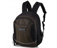 Рюкзак ONEPOLAR W1296 школьный зеленый