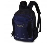 Рюкзак ONEPOLAR W1296 школьный синий