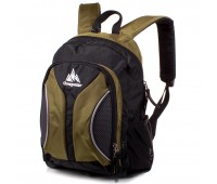 Рюкзак ONEPOLAR  W1297 школьный зеленый
