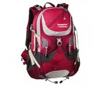 Рюкзак ONEPOLAR W1538 туристический малиновый