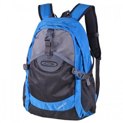 Рюкзак ONEPOLAR W1581 подростковый голубой