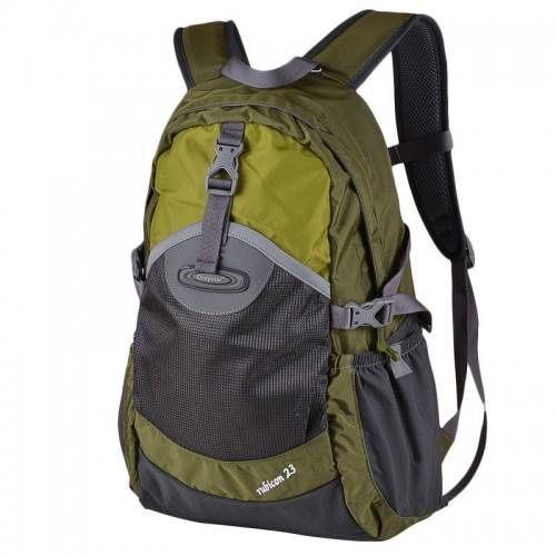 Рюкзак ONEPOLAR W1581 подростковый зеленый