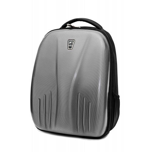 Рюкзак Ruibao Carbon светло-серый (RK-01lGrey)