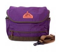 Сумка через плечо ONEPOLAR W5629 фиолетовая