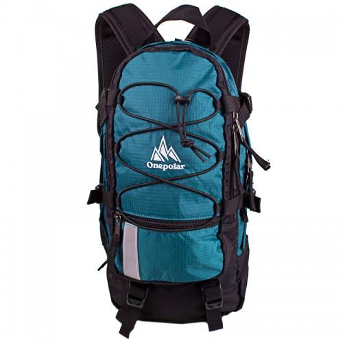 Рюкзак ONEPOLAR W910 мужской голубой